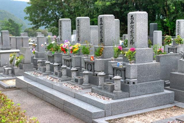 お墓の意味について